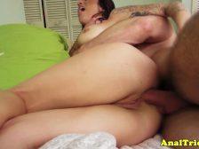 Alexa Aimes obtiene un placentero sexo anal